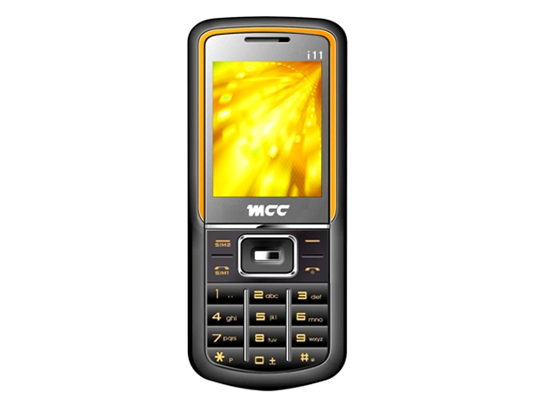 MCC Thump i11 Mobile Phone
