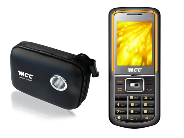 MCC Thump i11 Cell Phone