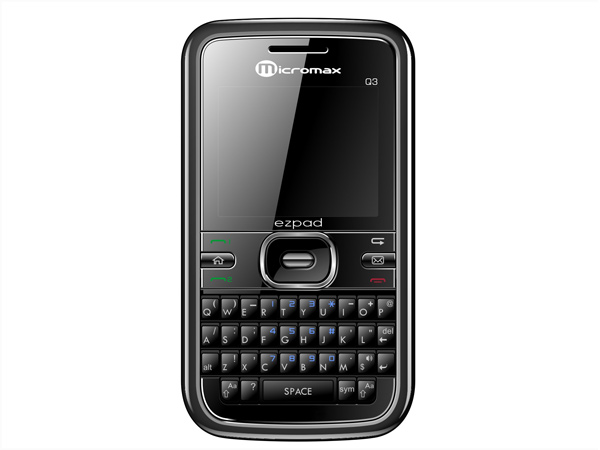 Micromax Q3 cell phone