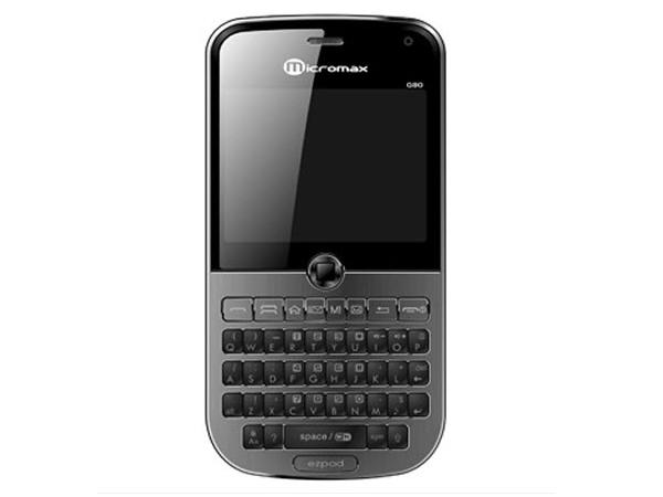 Micromax Q80