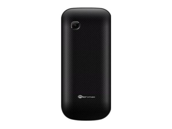 Micromax X102 Back View