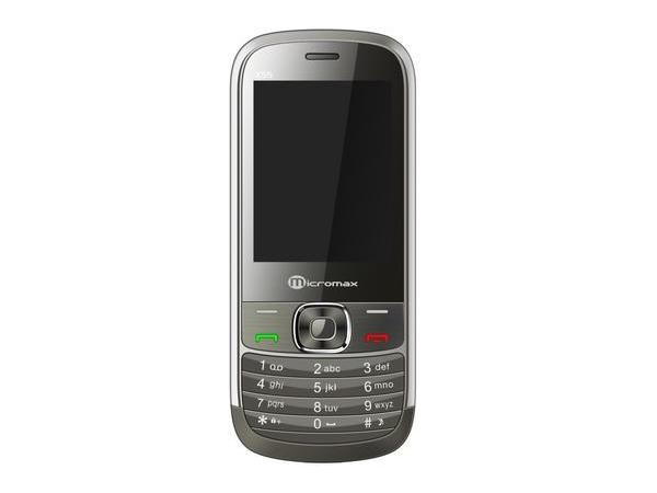 Micromax X55 Blade Front View