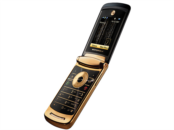 Motorola Motorazr2 V8 Luxury Cell Phone
