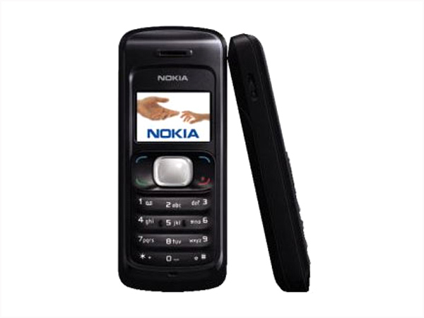 Nokia 1325 CDMA Mobile Phone