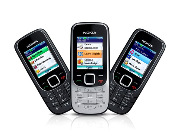 Nokia 2323 Classic cell phone