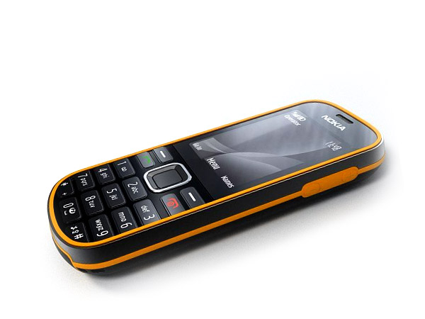Nokia 3720 Cell Phone