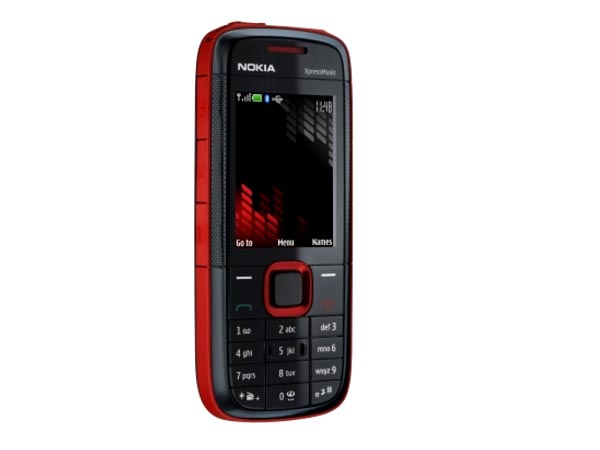 Nokia 5130 XpressMusic Cell Phone