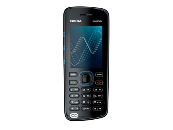 Nokia 5220 XpressMusic Mobile Phone