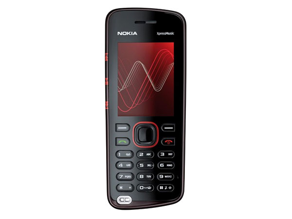Nokia 5220 XpressMusic Cell Phone