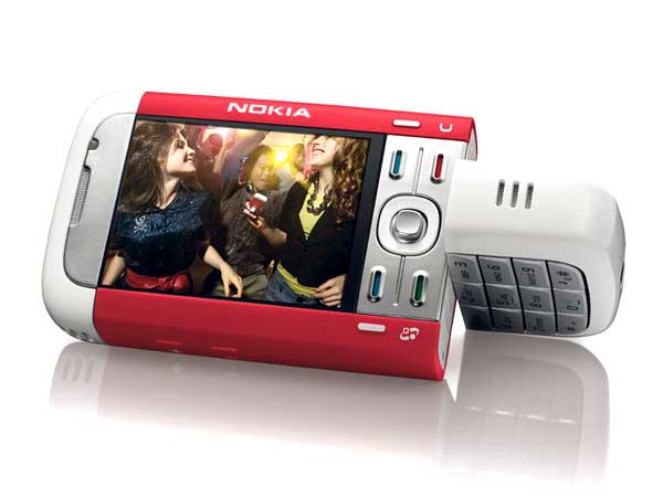 Nokia 5700 XpressMusic Mobile Phone