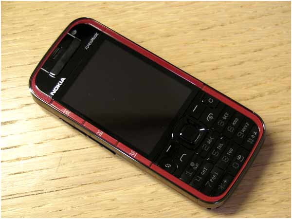 Nokia 5730 XpressMusic N-Gage Cell Phone