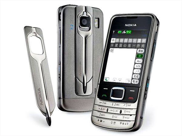 Nokia 6208 Classic cell Phone