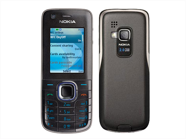 Nokia 6212 Classic cell Phone