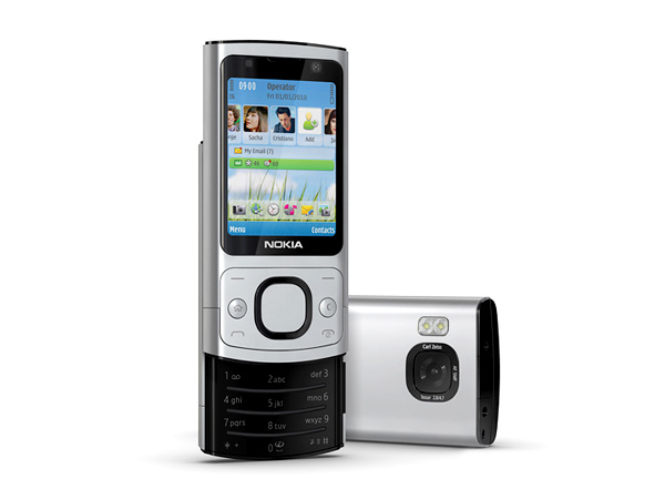 Nokia 6700 Slide cell phone