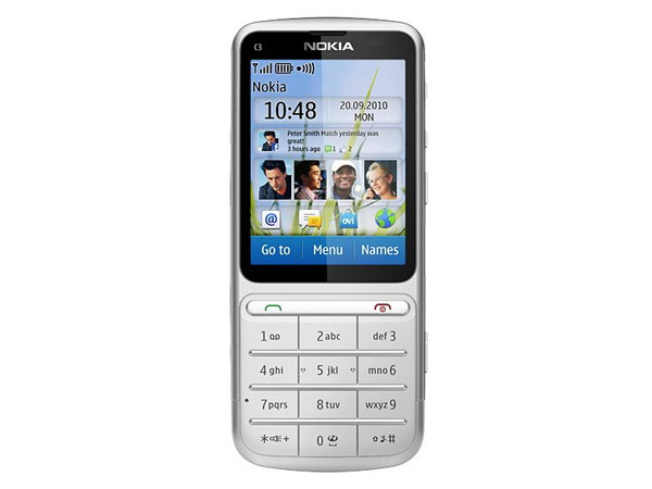 Nokia C3-01 Mobile Phone