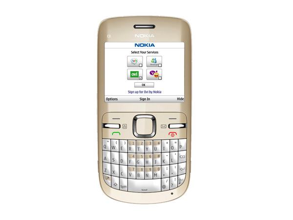 Nokia C3 Mobile Phone