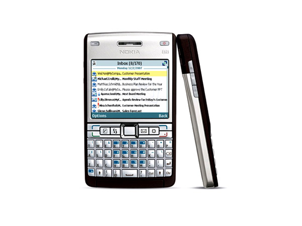 Nokia E61i QWERTY Phone