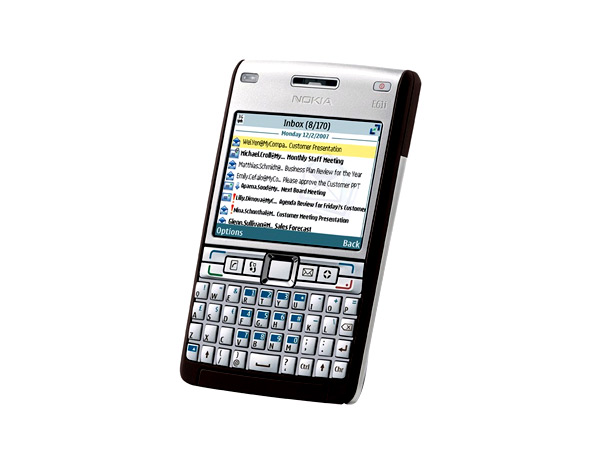 Nokia E61i Cell Phone