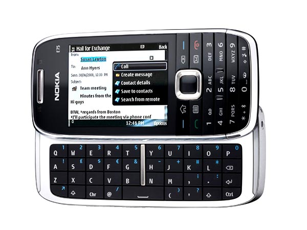 Nokia E75 Business Phone