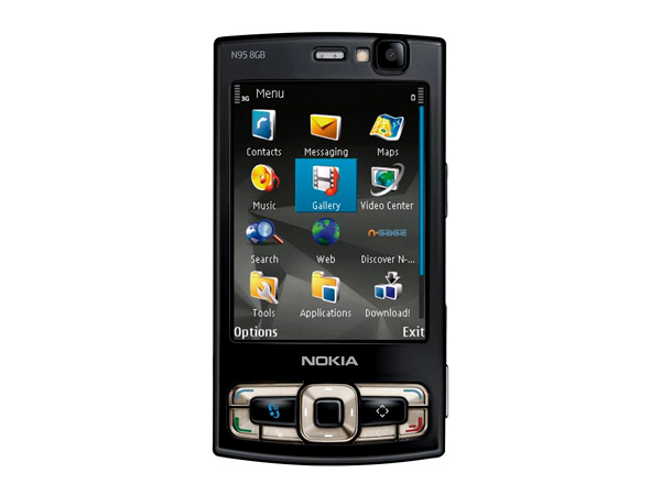 Nokia N95 8GB Cell