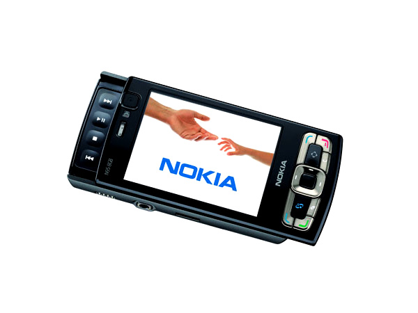 Nokia N95 8GB Music Phone