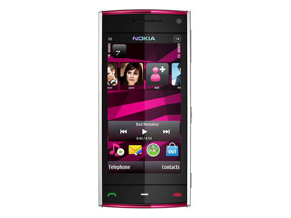 Nokia X6 16GB Ovi Music