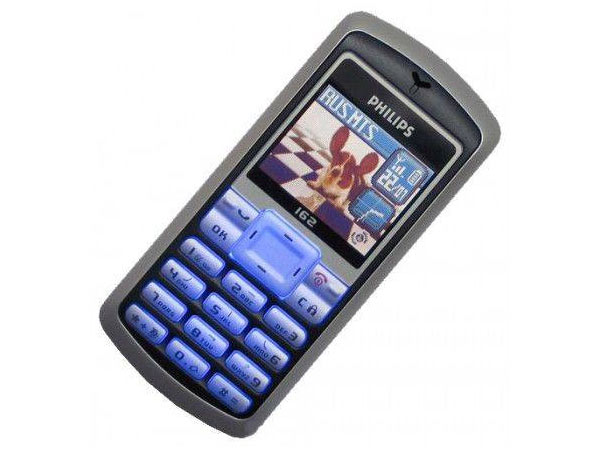 Philips 162 cell phone