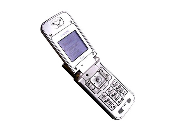 Philips 636 mobile phone