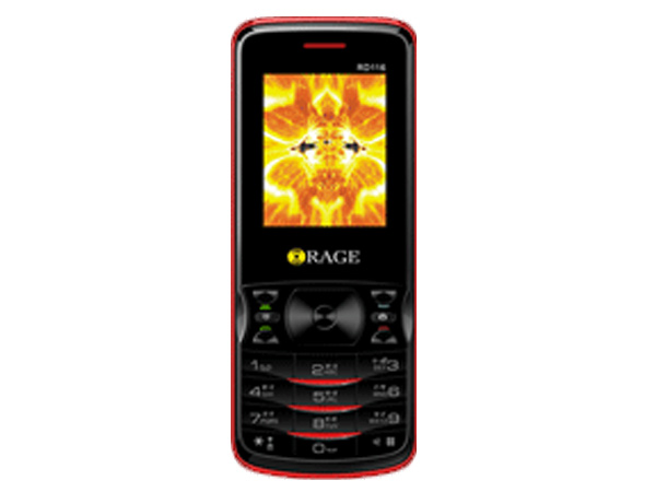 Rage RD 116 Mobile Phone