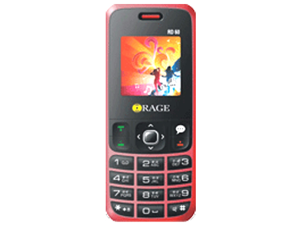 Rage RD 60 Mobile Phone