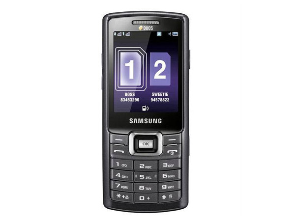 Samsung C5212 mobile phone