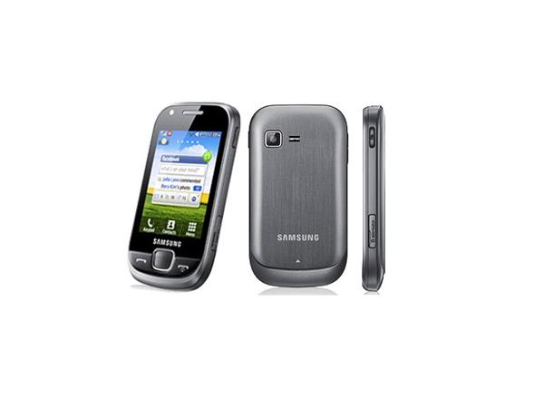 Samsung Champ 3.5G S3770 Model View