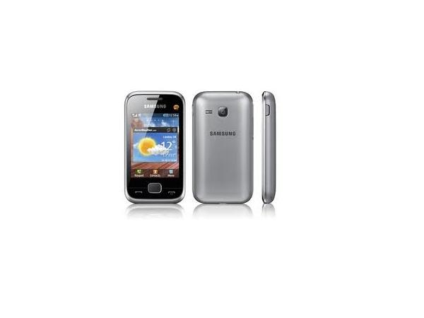 Samsung Champ Deluxe Duos C3312 all views