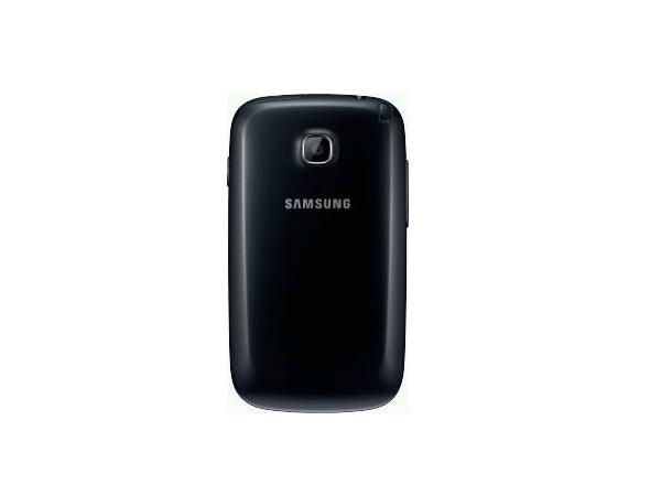 Samsung Champ Neo Duos C3262 Back View