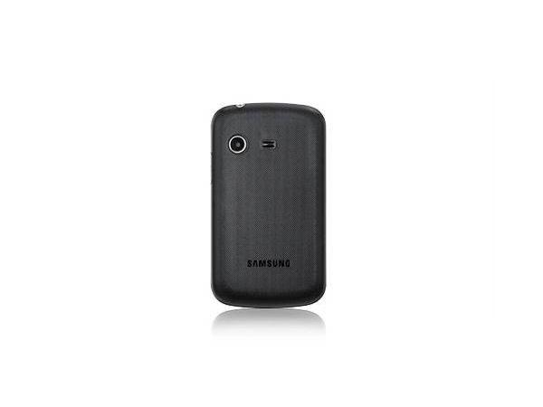 Samsung Chat 222 Back View