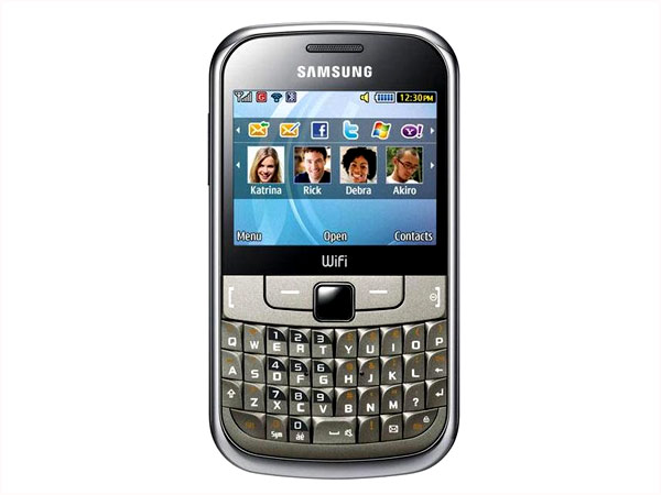 Samsung Chat 335 Mobile Phone