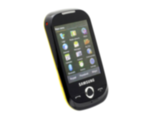 Samsung Corby TV cell phone
