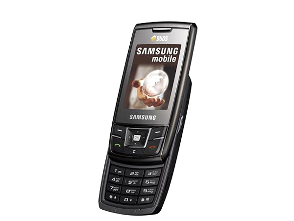 Samsung D880 Duo Mobile Phone