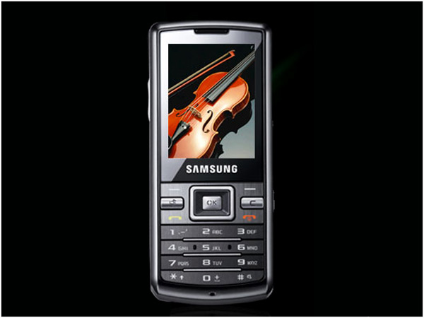 Samsung Duos Touch W299