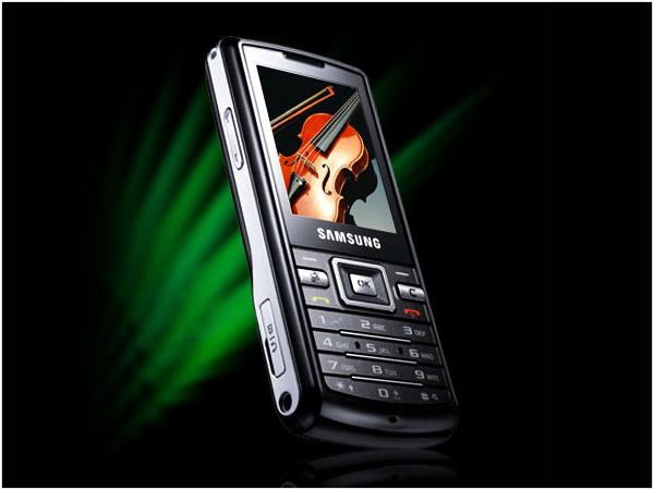 Samsung Duos Touch W299 cell phone