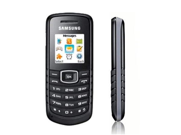 Samsung E1080F Mobile Phone