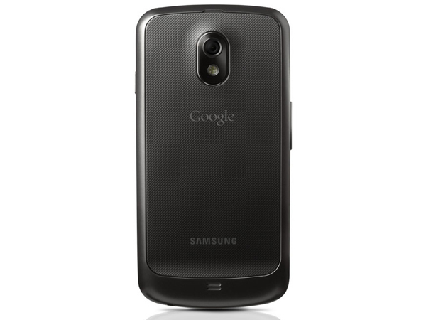 Samsung Galaxy Nexus I9250 Back View