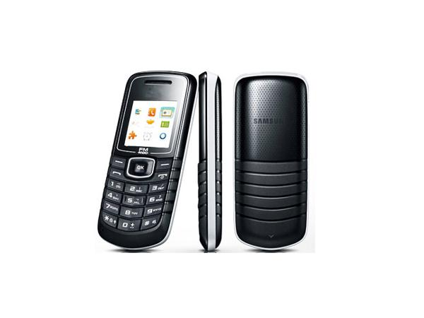 Samsung Guru E1085 All Side View