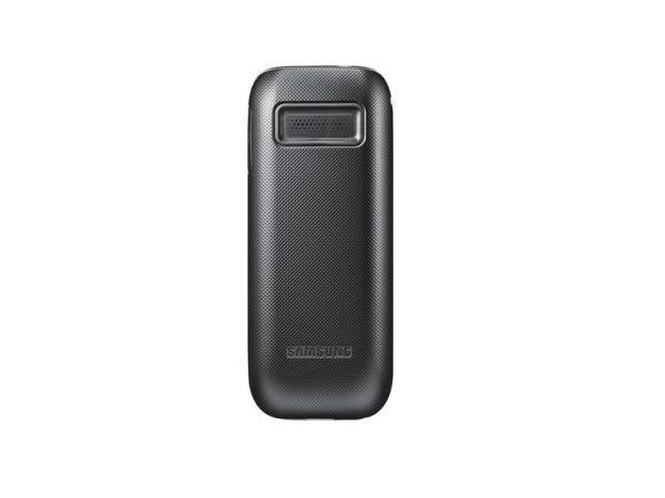 Samsung Hero Music E1232 Back View