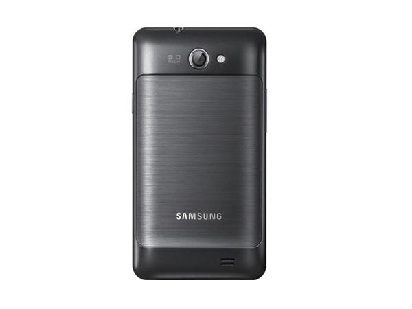 Samsung Galaxy R Back View