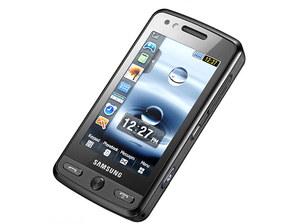 Samsung M8800 Pixon 8MP Phone