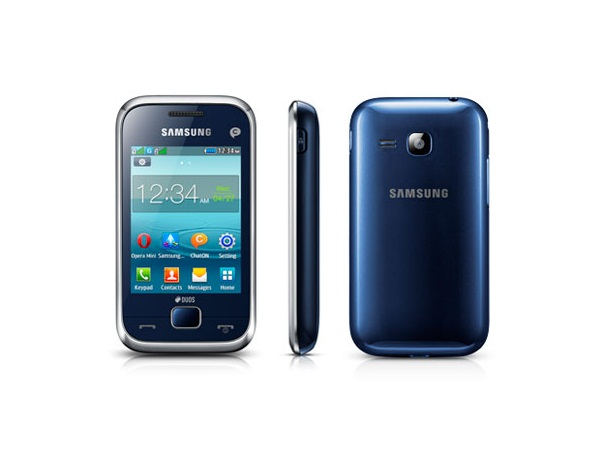 Samsung Rex 60 all Side View
