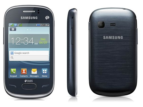 Samsung Rex 70 All Side View
