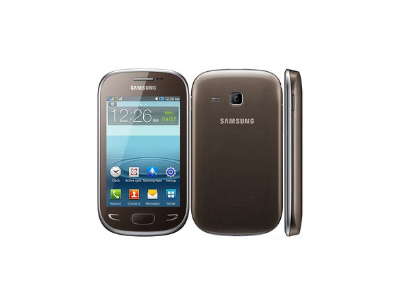 Samsung Rex 90 all side view