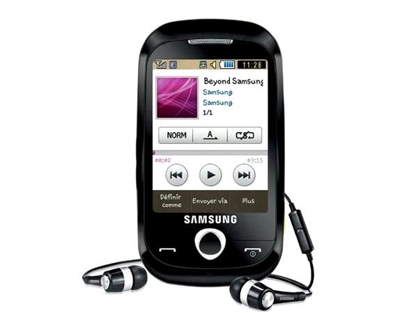 Samsung S3650 Corby Cell Phone